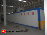 Circulation Hot-Air Drying Oven em Powder Coating Line
