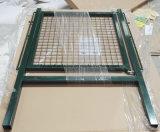 Stahlgefäß-Rahmen-Maschendraht-Schweißungs-Metallgartentor