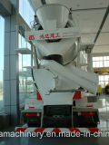 9cbm具体的なミキサーのトラック