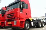 Camion de tracteur d'Iveco Hongyan Genlyon 6X4 à vendre