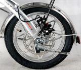 14 Inch E Ebike, faltendes elektrisches Fahrrad, faltendes elektrisches Fahrrad faltend