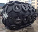 Yokohama Rubber Fender con Tyres&Chains
