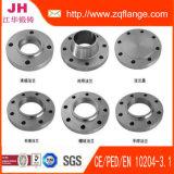 Bordes de la junta de regazo de BS4504 Pn16 (borde del acero de carbón A105)