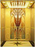 Gearless牽引Vvvfは起点に運転する別荘のエレベーター(RLS-233)を