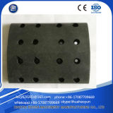 Non-Asbestos 16 Holes Brake Pads for Heavy Truck
