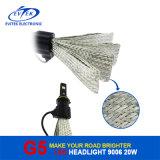 LED 전구 20W 2600lm 9006 LED 자동 헤드라이트, LED 헤드라이트 전구