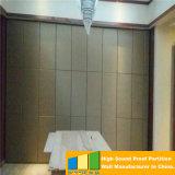 Particiones movibles, paredes de partición operables usadas para el gimnasio