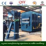 Машина давления вулканизатора высокого качества резиновый для листа конвейерной резиновый & рамка леча машину давления