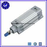 Cilindro pneumatico del pistone del cilindro di alluminio dell'aria compressa