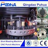 Máquina de perfuração hidráulica aprovada da torreta do CNC da BV do CE (AMD-357)
