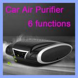 Filter Pm2.5 2 Watt Gleichstrom 12V HEPA UVIoinizer Car Air Purifier