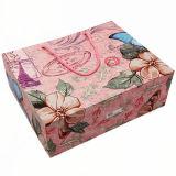 Sacchetti di carta cosmetici del regalo personalizzati laminazione dalla fabbrica della Cina