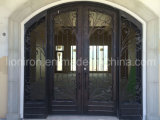 Progettare i portelli per il cliente di entrata forgiati della parte anteriore del ferro saldato