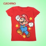 T-shirt pour Sublimation Printing&Hot-Selling Crewneck T-Shirt&Custom T-Shirt
