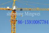 Grue à tour pour la construction Tc6013-Max. Charge : 6 tonnes et charges de bout : 60m