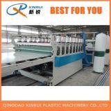 Panneau de mousse en plastique de PVC de grande capacité faisant l'extrudeuse de machine