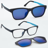 Clip neuf d'Utum d'action de vente en gros de qualité de type sur des sports Sunglass Tj002 d'Optique-Lunettes de soleil