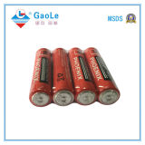 Супер сверхмощная батарея AAA 1.5V R03p с SGS MSDS