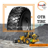 El cargador E3 L3 predispone el neumático de nylon de OTR (26.5-25 23.5-25 20.5-25 17.5-25)