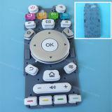 ボタンのパッドのためのカスタムシリコーンキーボードカバー