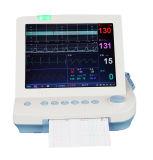 Fötaler Monitor Toco des einzelnen Zoll-Twins12.1/Ultraschallsignalumformer-fötale Markierung für schwangere Frauen-fötale Puls-Überwachung durch Ce ISO anerkanntes Ysd18b