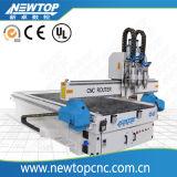 Velocidad rápida, Madera Router CNC de corte y máquina de grabado