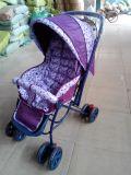 Neuer Baby-Spaziergänger des Entwurfs-2017 En1888 mit Baumwollkissen und Fuss-Deckel