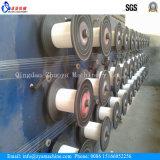 Máquina/maquinaria plásticas del estirador del filamento de la cremallera
