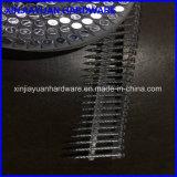 15 Plastic Blad verzamelde het Van gehard staal van de graad Spijker met Verdraaide Steel