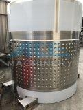 El tanque sanitario de la fermentadora de la fermentación del vino del acero inoxidable (ACE-FJG-2K)
