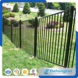 Qualitäts-schöner Aluminiumzaun-/Sicherheits-Garten-bearbeitetes Eisen-Zaun