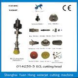 Qualitäts-Ausführungssteuersprache-Wasserstrahlausschnitt-Maschinen-abschleifender Ausschnitt-Kopf