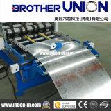 Roulis en aluminium de profil formant la machine