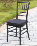 Schwarzes Resin Chiavari Chair für Weddings