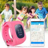 GSM SIM Kaart stelde anti-Verloren GPS Drijver voor Jonge geitjes of Kinderen in werking