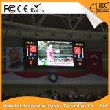 Tarjeta de interior montada en la pared ahorro de energía del indicador digital del LED para hacer publicidad de P4.81