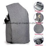 Sac à dos unisexe de grande capacité d'ordinateur portatif de sac à dos imperméable à l'eau de tablette