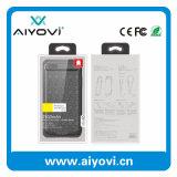 cas de sauvegarde de pouvoir de cas de chargeur de la batterie 2500mAh pour l'iPhone 6/6s