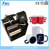 Machine horizontale de transfert thermique de tasse pour la machine de sublimation de presse de la chaleur d'impression de tasse