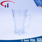 260ml Mão-Cortou o copo de vidro da cerveja com mão (CHM8361)