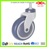 모든 플라스틱 의학 피마자 바퀴 (L502-39C100X32A)