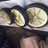 Roda de Wheelnarrow, roda do trole da mão, roda do carro da ferramenta, roda do carro de jardim
