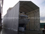 خيمة كبيرة لأنّ يخت