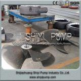 石炭のWashy水処理の遠心スラリーポンプ部品
