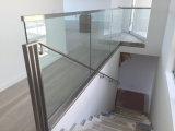 Inferriata di vetro personalizzata del balcone della Manica bassa di alluminio di U/inferriata esterna della piattaforma