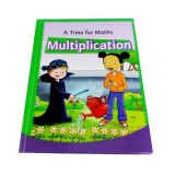 Children, Hardback Children Educational Book Printing를 위한 두꺼운 표지의 책 Learning Book