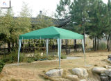 10X10ft Steelの&Alu。 よいQuality Gazebo、Sell Well TentのGazeboの上のPopuler Canopy Stright Leg Folding Tent Outdoor Gazeboの庭Canopy Pop Tent Easy