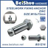 Bulloni d'ancoraggio controllati di espansione di coppia di torsione di alta qualità