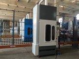 縦のガラスサンドブラスティング機械