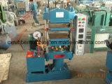 Máquina Vulcanizing da imprensa da placa